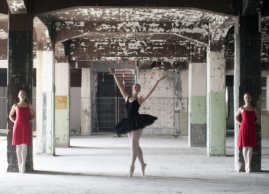 Ballet Ringersfabriek