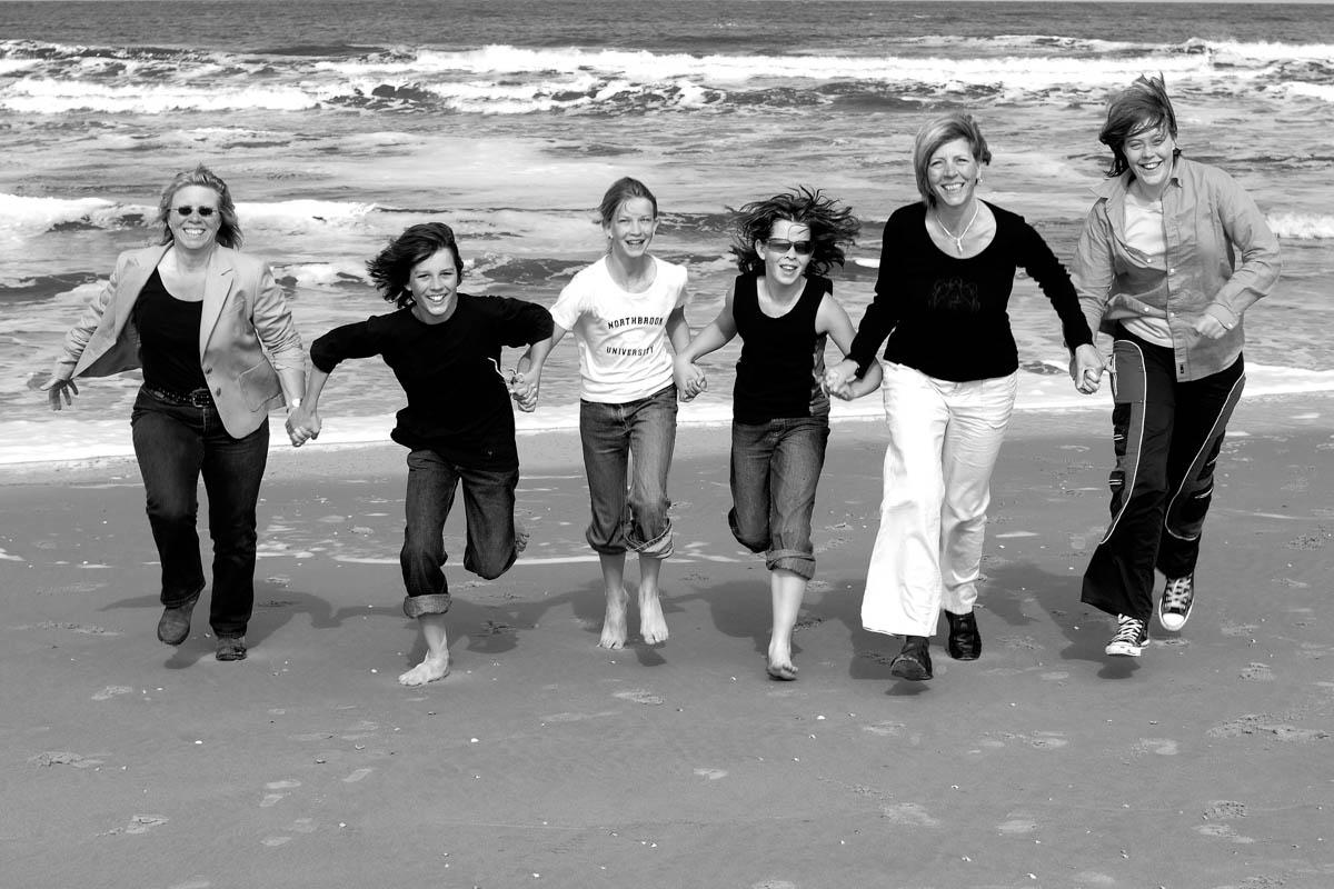 groep strand