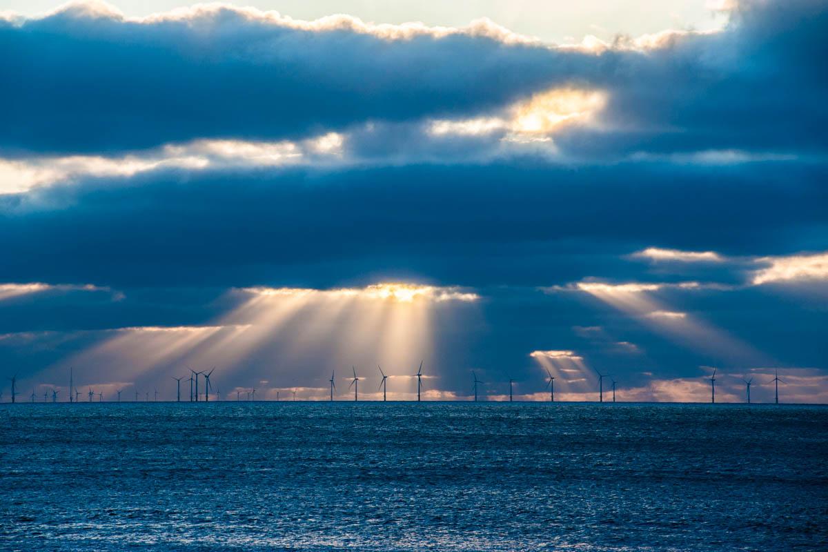 windmolens Egmond aan Zee